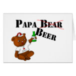 Papa Beer Cards
