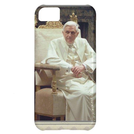 Papa Benedicto Funda Para iPhone 5C