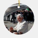Papa Benedicto Ornamentos Para Reyes Magos