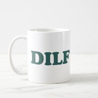 Papá caliente de DILF que quisiera a Taza Clásica