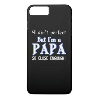 PAPÁ CASI PERFECTA FUNDA iPhone 7 PLUS