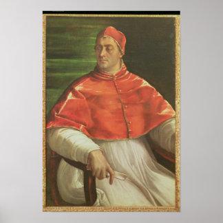 Papa Clemente VII c.1526 Impresiones