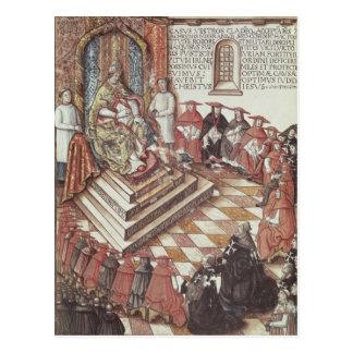 Papa Clemente VII Postales