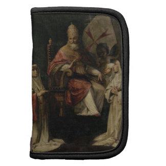 Papa Clemente VIII que bendice a las monjas carmel Organizador