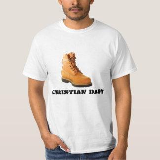 ¡PAPÁ CRISTIANO!! … Camisetas religioso Playeras