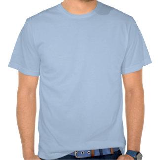 Papá Dad2 ajustado exponencial Camiseta
