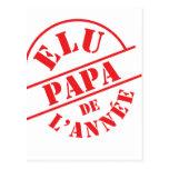 Papá/DAD/Daddy/Vati/Papá Tarjeta Postal