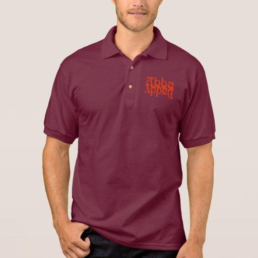 Papá de Abba (dios del padre) Camiseta