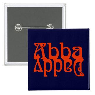 Papá de Abba (dios del padre) Pin