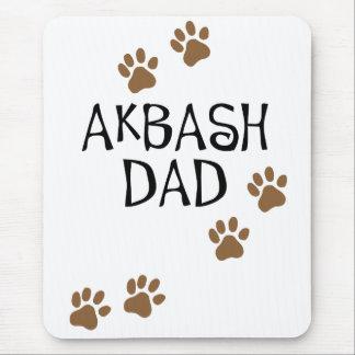 Papá de Akbash Alfombrillas De Raton