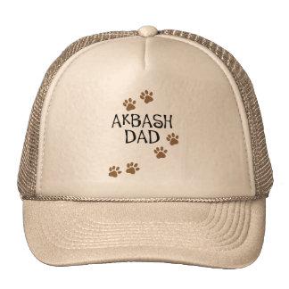 Papá de Akbash Gorras De Camionero