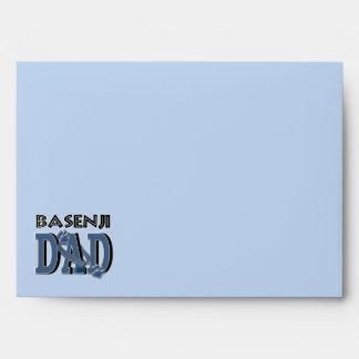PAPÁ de Basenji Sobres