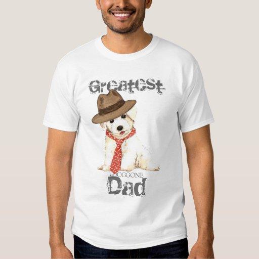 Papá de Bichon Camisas