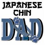PAPÁ de Chin del japonés Escultura Fotográfica