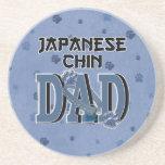 PAPÁ de Chin del japonés Posavaso Para Bebida
