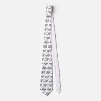 Papá de Congrats que conocía que usted hizo Corbatas Personalizadas
