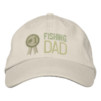 Papá de encargo del día/del cumpleaños de padre gorras de beisbol bordadas
