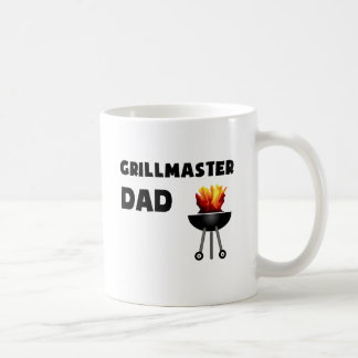 Papá de Grillmaster Taza Clásica