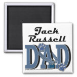 Papá de Jack Russell Imán De Frigorifico