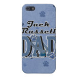 PAPÁ de Jack Russell iPhone 5 Protector