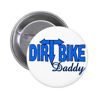 Papá de la bici de la suciedad pin