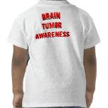 papá de la camisa de la conciencia del tumor cereb