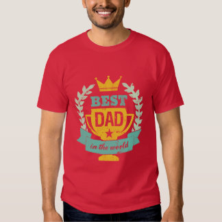 Papá de la camiseta del día de padre del Grunge el Poleras