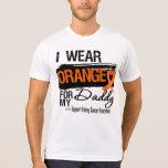 Papá de la cinta del cáncer del riñón camiseta