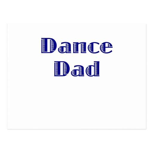 Papá de la danza postales