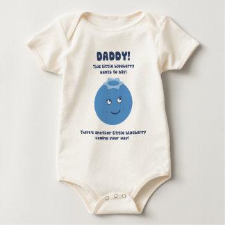 ¡Papá de la sorpresa! ¡Contar con al nuevo bebé Enteritos