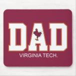 Papá de la tecnología de Virginia Alfombrilla De Raton