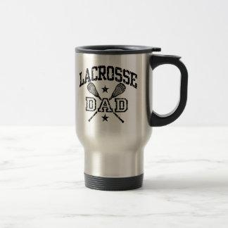 Papá de LaCrosse Taza De Café
