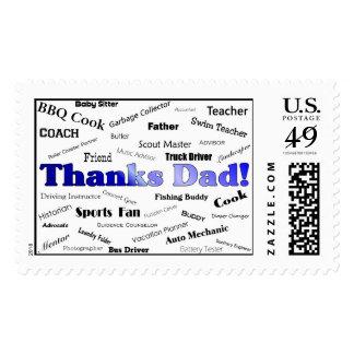 ¡Papá de las gracias! Envio
