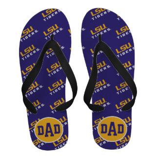 Papá de los tigres de LSU Sandalias