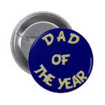 Papá de oro del botón del año