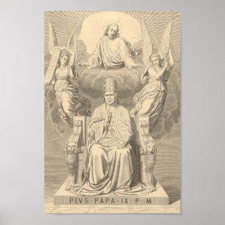 Papá de Pius IX P M Impresiones