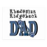 PAPÁ de Rhodesian Ridgeback Postal