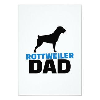 Papá de Rottweiler