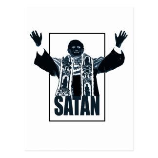 Papa de SATAN Postal