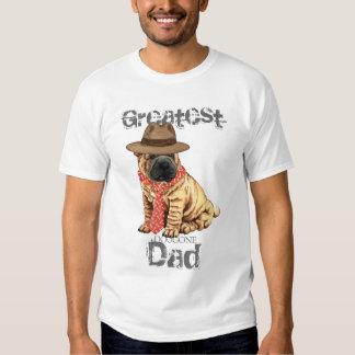 Papá de Shar-Pei Camisas