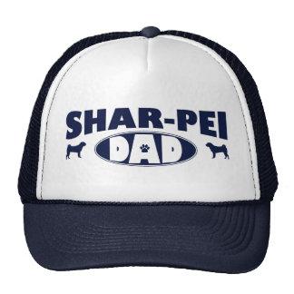 Papá de Shar-Pei Gorro De Camionero