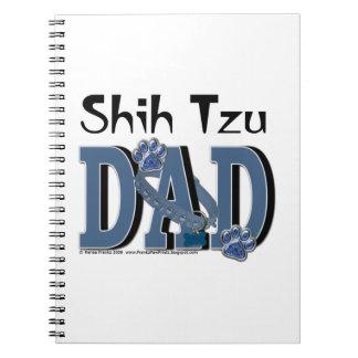 PAPÁ de Shih Tzu Libro De Apuntes