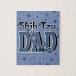 PAPÁ de Shih Tzu Puzzle Con Fotos