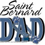 PAPÁ de St Bernard Esculturas Fotograficas