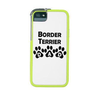 Papá de Terrier de frontera