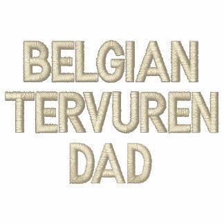 PAPÁ de Tervuren del belga Camiseta Polo Bordada