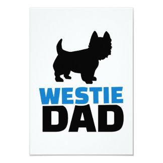 Papá de Westie