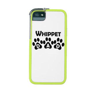 Papá de Whippet