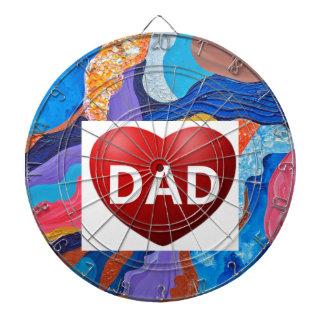 Papá del amor de los gorras