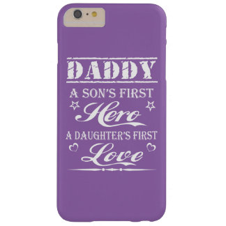 PAPÁ DEL AMOR FUNDA BARELY THERE iPhone 6 PLUS